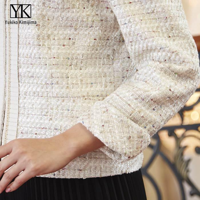 6bcd1f86bd5b6 東京ソワールの商品のように、フォーマルの場にお召しいただく糸の素材については、 ウールに加え、アクリルやポリエステル・レーヨンなど「シルクのような風合いの  ...